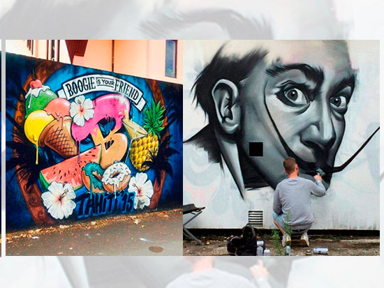 La Casa del Color Grafitiss